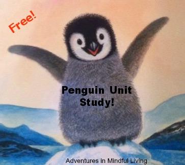 Free Penguin Unit Study