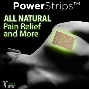 All Natural Pain Relief FG Xpress PowerStrips
