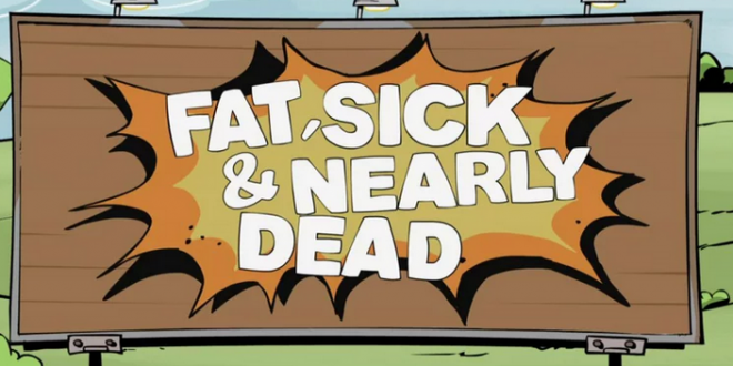 fat sick and nearly dead Joe cross examines how to make healthy habits last joe meets with experts who present realistic solutions to make long-term sustainable improvements to eating behaviors and overall health.