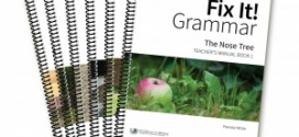 Fix it! Grammar (student text and teachers manual ) review! Loved it! Would it work for you? Come check it out!