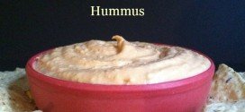 White Bean Hummus! A super easy to make healthy snack!