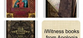 iWitness books from Apologia (Review)
