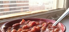 Super Easy Crock pot Chili