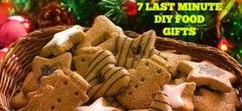 7 LAST MINUTE DIY FOOD GIFTS