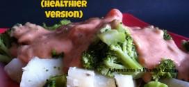 Cheap and Easy Meal idea series- Healthy Loaded Cheesy Baked Potato!