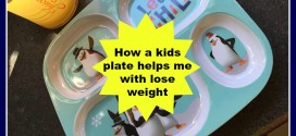 How a Kids Plate helped me lose weight