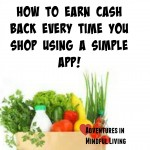 How to earn cash back every time you shop!