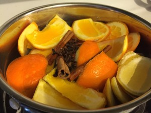 Simmering Potpourri- Save your $$ and come learn how easy it is to make your homes smell better naturally!