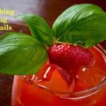 3 Refreshing Spring Cocktails