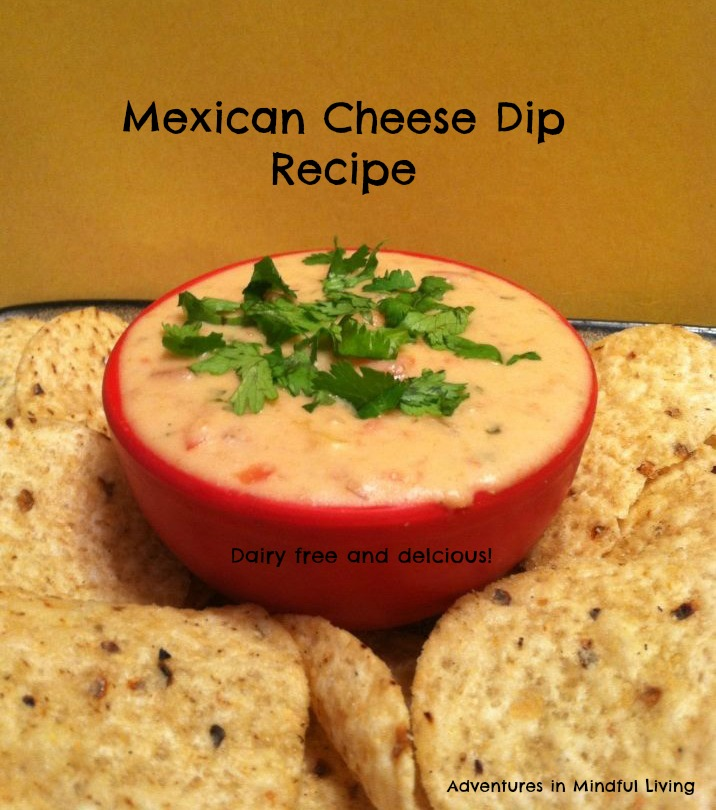 how to make mexican cheese dip